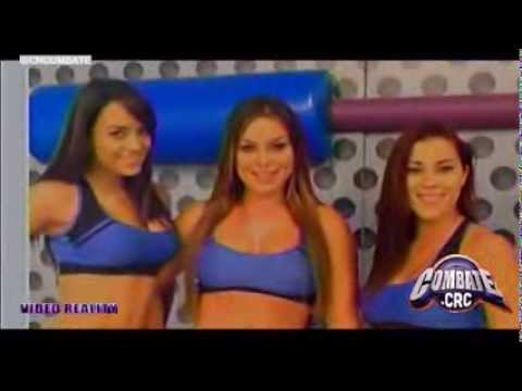 Combate Costa Rica: Las Chicas Superpoderosas