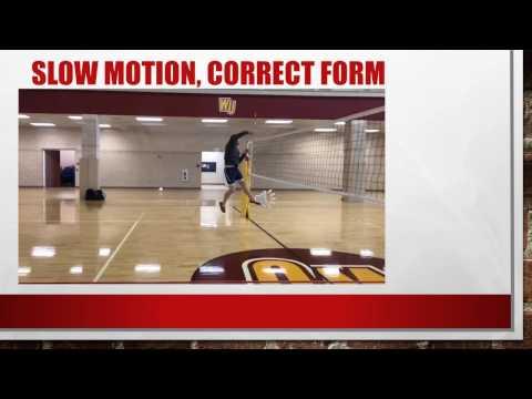 Volleyball Spike Tutorial