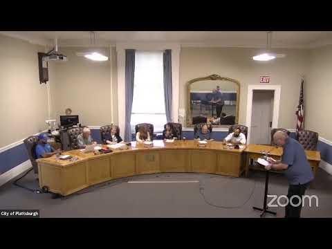 Plattsburgh MLD Board Meeting  7-29-21