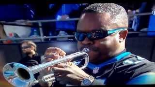 North Carolina And San Francisco 49ers National Anthem At