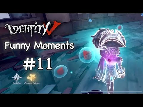 Identity V Funny Moments #11 😂