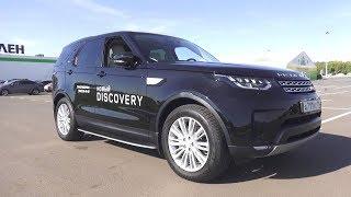 Ленд Ровер который Вам понравится!!! Land Rover Discovery 5 HSE Td6. Обзор и Тест Драйв.. MegaRetr