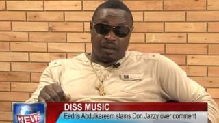 Interview: Eedris Abdulkareem addresses Don Jazzy's rapper diss