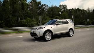 Наши тесты. Вып.949. Land Rover Discovery 5. Авто Плюс ТВ