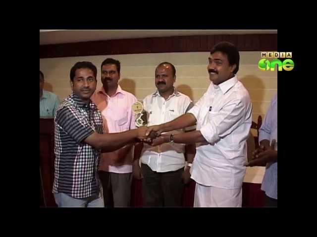 Media persons felicitated at Kottayam