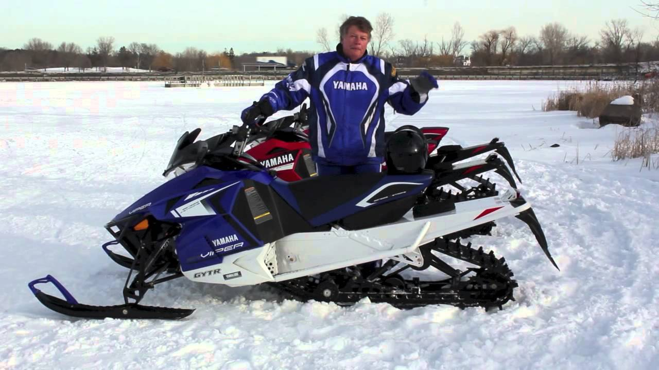 Yamaha Four Stroke Snowmobiles