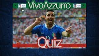 Quiz su Antonio Di Natale in maglia azzurra - Quiz #65