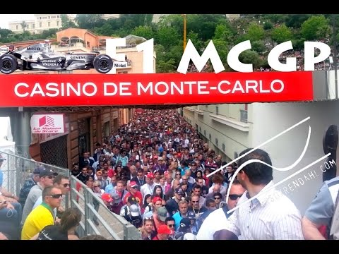 BlogVid140606 - Italy, France, Monaco (F1) - Cars, Yachts and Girls
