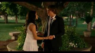Vanessa Hudgens And Zac Efron Can I Have This Dance