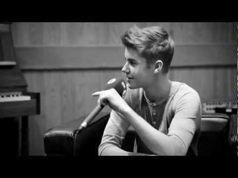Justin Bieber Chats with BBC Radio1's Grimmy - Video