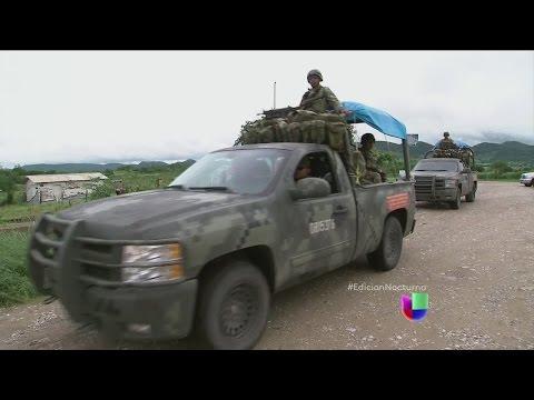 El terror vuelve a la ciudad de Reynosa, Tamaulipas
