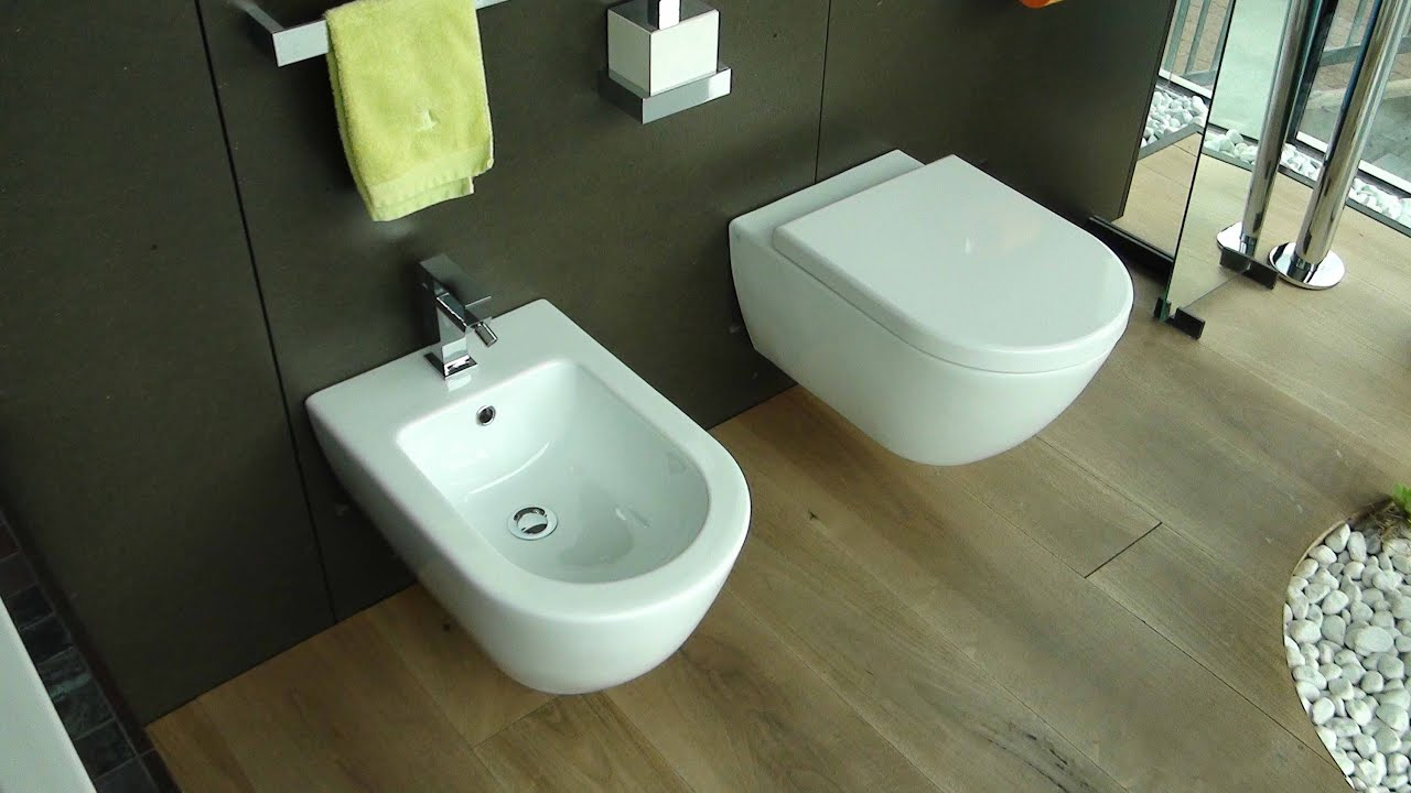 tess wc bidet rettangolo armaturen rettangolo bad accessoires youtube. Black Bedroom Furniture Sets. Home Design Ideas