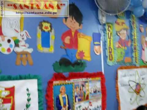 Como adornar un salon de clases de primaria imagui for Decoracion aula primaria