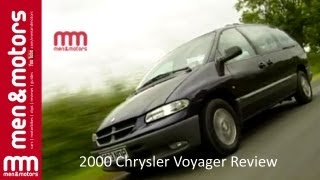 2000 Chrysler Voyager Review