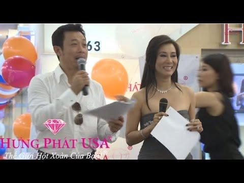 Danh Hài Vân Sơn diễn hài kịch cùng MC Kỳ Duyên - [HungPhatUSA Anniversary 11th ]  P2