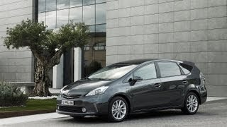 Toyota Prius Plus | 2013 - HD - Deutsch videos