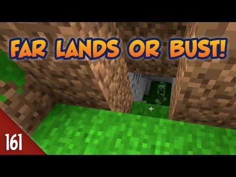 Minecraft Far Lands or Bust - #161 - Creeper Army Headquarters