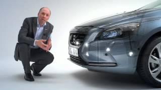 Volvo yaya hava yastığı - Volvo V40 2013