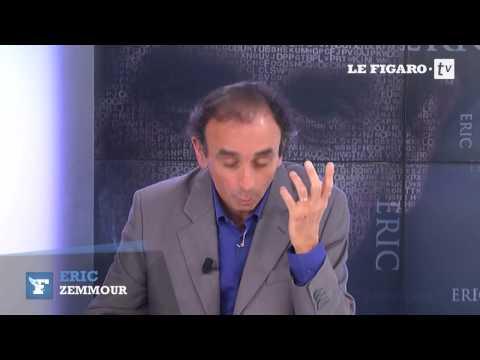 Zemmour: «Manuel Valls est le comble de la représentation»