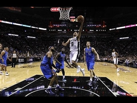 Tony Parker Sends San Antonio Past Dallas