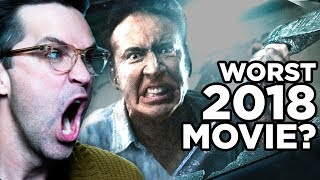 What Was the Best Bad Movie of 2018?