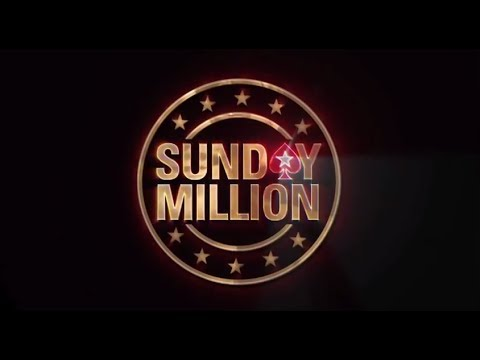 Sunday Million 01/06/2014 - Online Poker Show | PokerStars.com