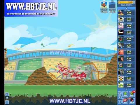 Angry Birds Friends Tournament Week 112 Level 6 high score 189k (tournament 6)
