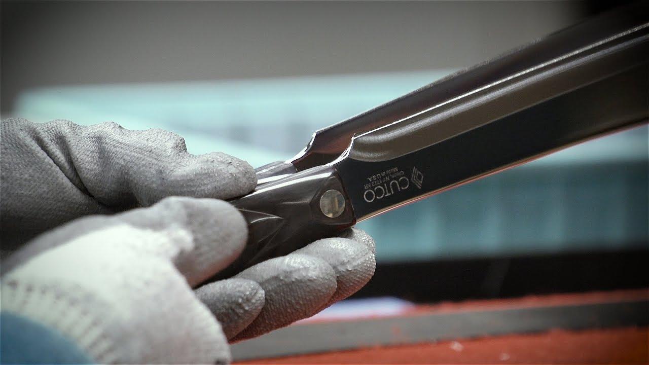 USW-Made CUTCO Knives in Olean, NY