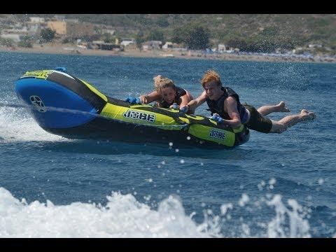 water sports phantom  Faliraki Rhodos Greece 2013