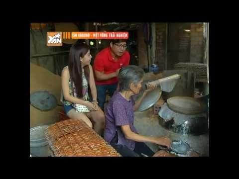 Yan Around: Trải nghiệm Tây Ninh với đặc sản Bánh Tráng và Muối Tôm