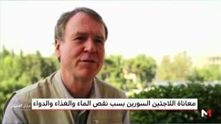 بالفيديو.. شاهد برنامج الاغذية العالمي يوسع ايصال المساعدات الى محافظة الرقة السورية |
