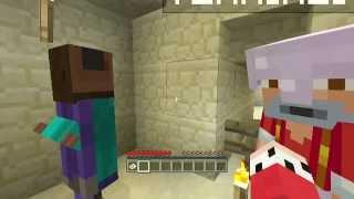 Minecraft Xbox 360: MOD ALDEANOS ALIENIGENAS