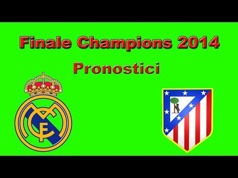 Real Madrid Atletico Derby Finale Champions League 2014 - Pronostico