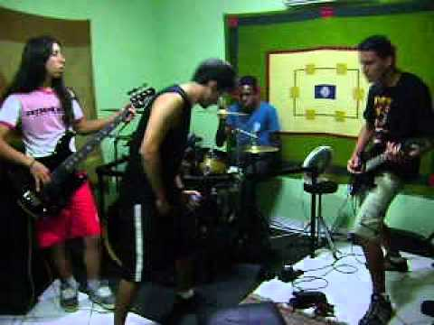 DeathRow - Territory (Sepultura cover)