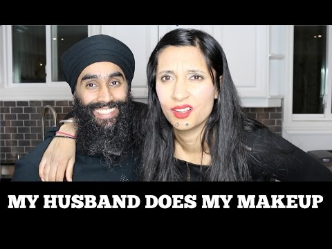 My Husband Does My Makeup | MB3
