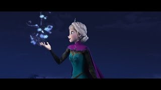 "Disney's Frozen ""Let It Go"" Sequence Performed By Idina"