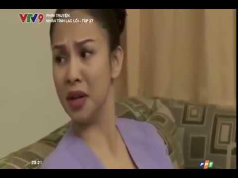 Nhân Tình Lạc Lối tập 27 - Phim truyền hình Việt Nam VTV9