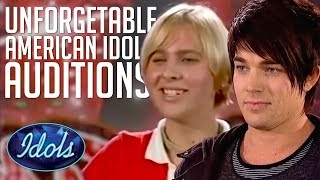5 UNFORGETTABLE BEST & WORST Audition Moments On American Idol   Idols Global