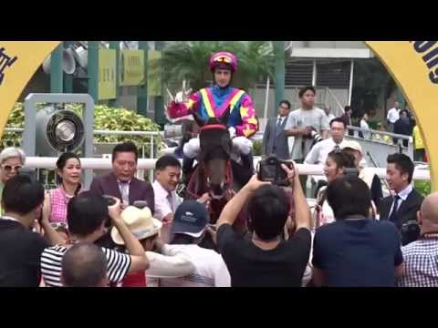 20140615 Shatin RaceCourses Day - Race 11 .