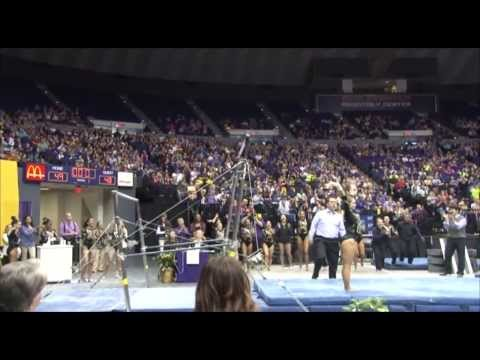 Team Chemistry and Talent Propels LSU Gymnastics into Post Season