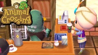 Animal Crossing: New Leaf Coffee To-Go! (Nintendo 3DS