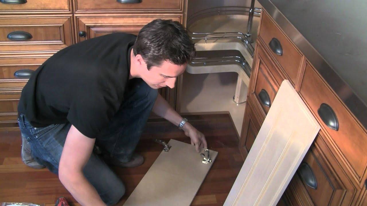 Lazy Susan Kitchen Cabinet Hinges