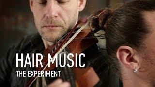 Uma boa ideia quando a corda do violino arrebentar!