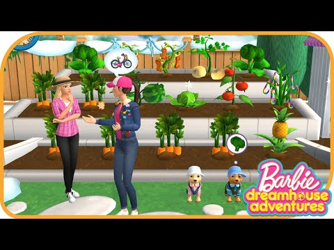 Barbie Dreamhouse Adventures #347   Budge Studios   fun mobile game   Simulation game   HayDay