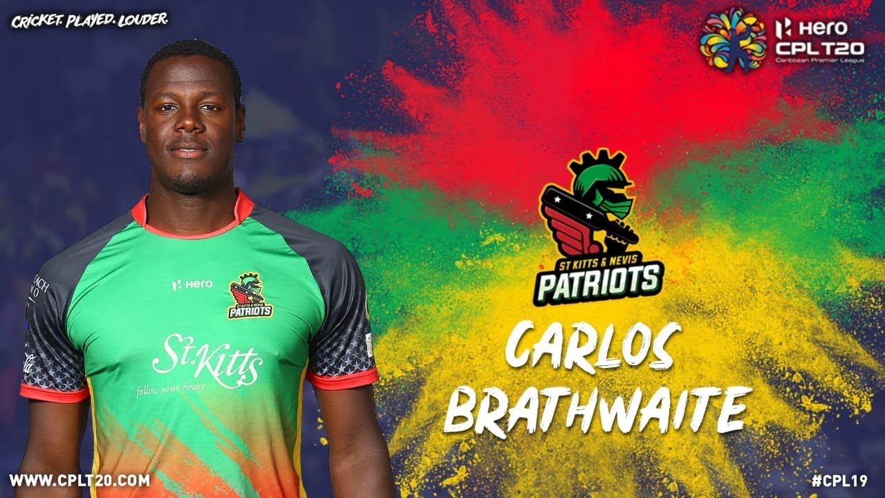 CPL2019 - CARLOS BRATHWAITE - PLAYER FEATURE