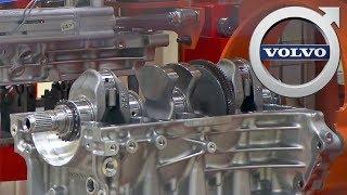 Volvo Engine Factory. YouCar Car Reviews.