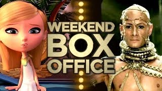 Weekend Box Office - March 14 - March 16, 2014 - Studio Earnings Report HD