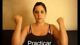 Lengua de signos española - Hablar con las manos