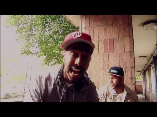 Metabeats & Oddisee Freestyle (Caviar Crackle LP Promo)