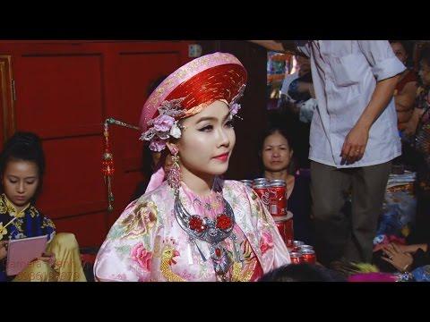 hát văn, hầu đồng, hầu bóng, quay clip Full HD - 4k - Flycam, mới nhất Lan Anh Hầu Giá Cô Chín